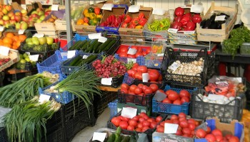 Български плодове и зеленчуци